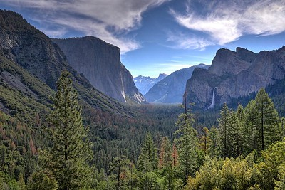 Yosemite, Kings Canyon and Sequoia National Parks