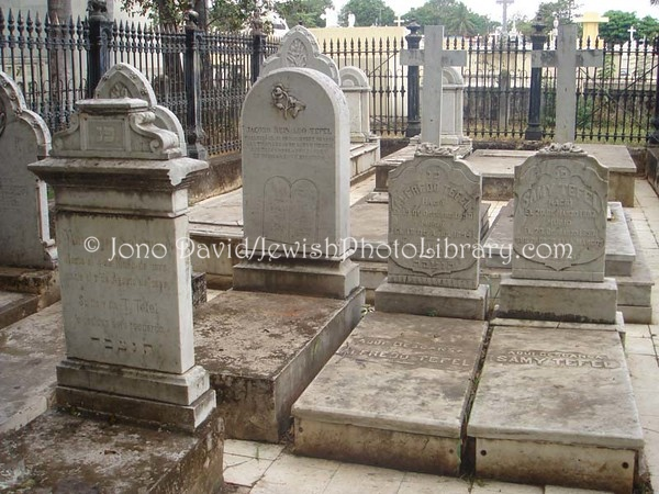 NICARAGUA, Granada. Cementerio General. (2008)