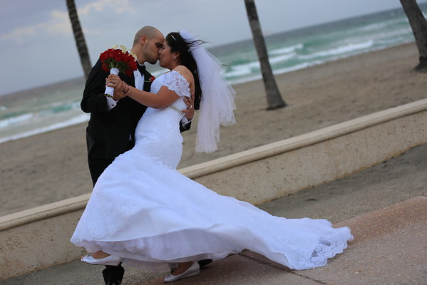 Krystle & Ryan (Hollywood beach Marriott)