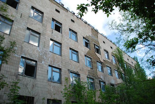Chernobyl Hospital 126-2012.