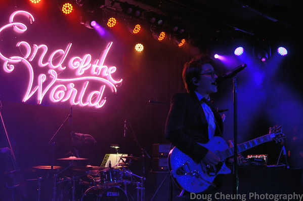 End of the World - The Roxy Theatre
