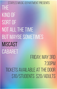 2019 Miscast Cabaret - Staples High School