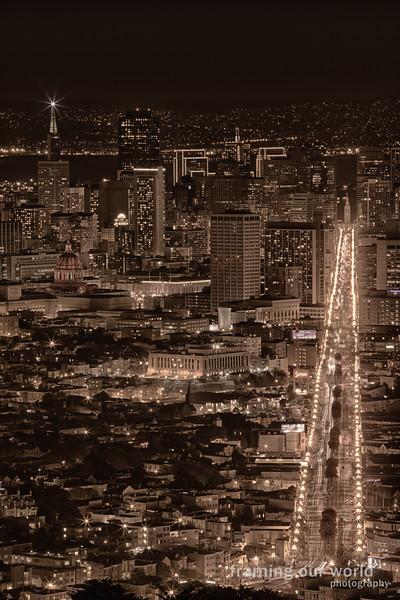 San Francisco - NYE 2012/13