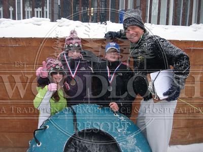 January 28 - Snow Tube