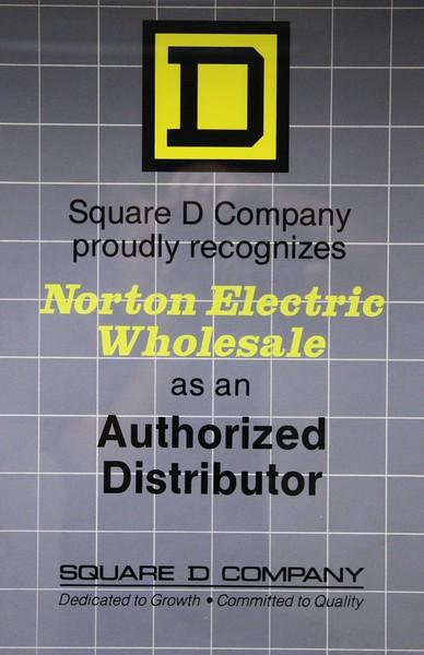 Square D Recognization