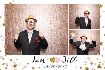 Ian & Jill's Wedding