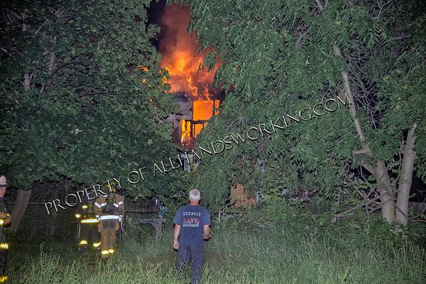 Detroit 6977 Piedmont dwelling fire