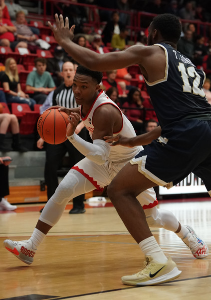 Men's Basketball vs. Charleston Southern 1/25