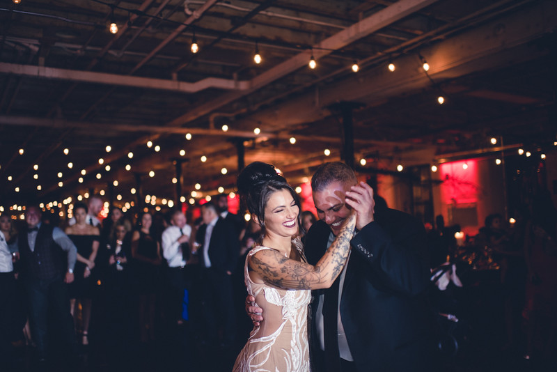 Art Factory Paterson NYC Wedding - Requiem Images 1267.jpg