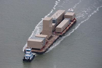 Barge Galveston Bay