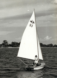 Anne Fox, past Commodore of the Corsica River Yacht Club