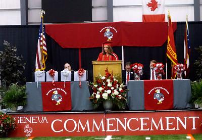 Geneva Graduation  June 4, 2016