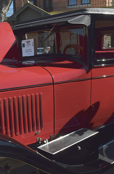 Cadillac 1926 Victoria Coupe cowl ft lf.JPG
