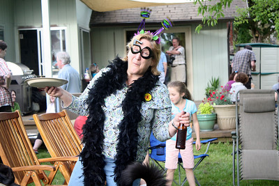 Morland 50th Birthday Party                        May 15, 2010