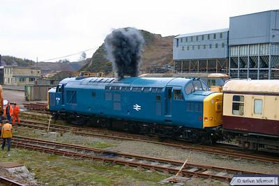 2006 - Dartmoor Railway