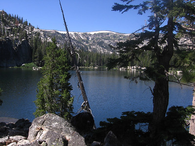 Dardanelles Lake Hike - August 12, 2006