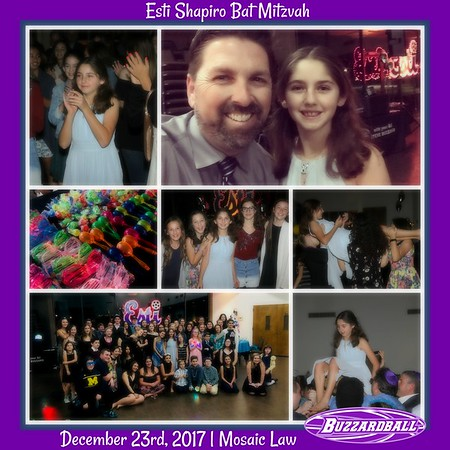 Esti Shapiro Bat Mitzvah | DECEMBER 23RD, 2017