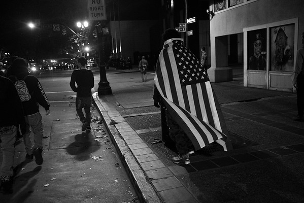 Oakland Protest - 11/11/2016