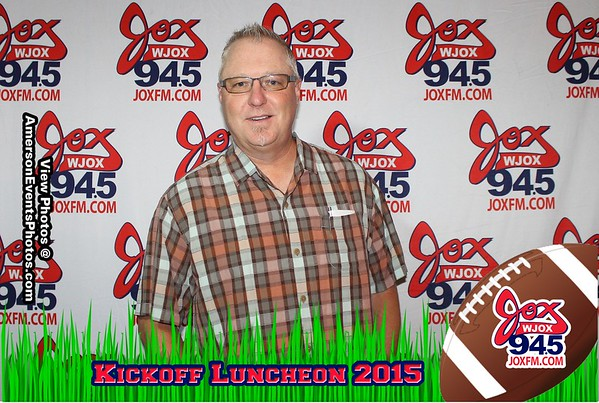 JOX Kickoff Luncheon 2015