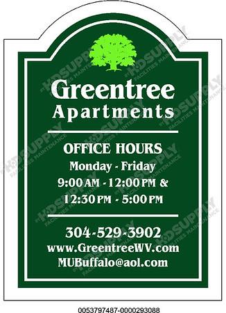 Greentree Signage