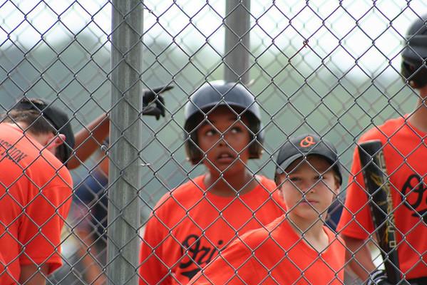 Summersill Orioles Baseball 2009