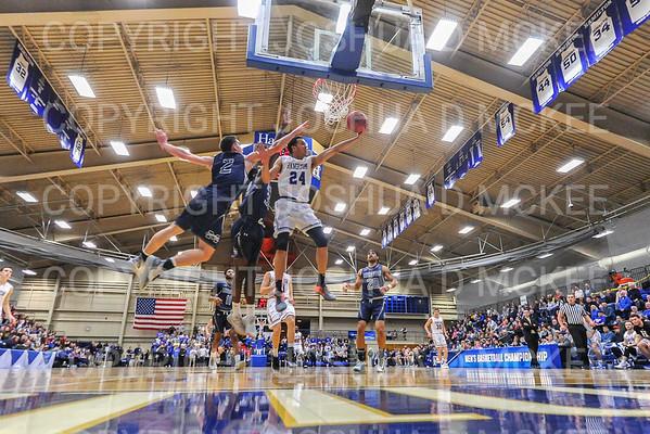 NCAA Men's Basketball 2nd Rd Moravian v Hamilton 3-2-19