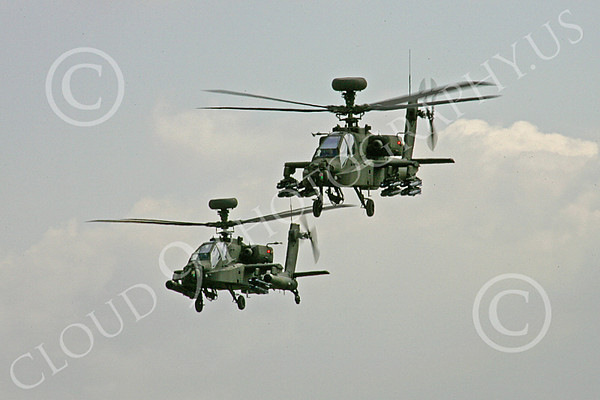 Boeing AH-64 Apache US Army Military Helicopter Pictures