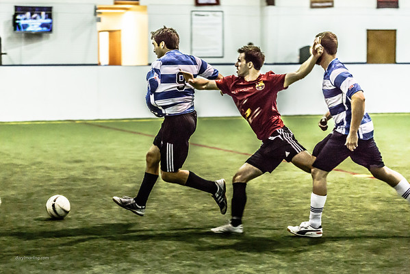 20131029 FC Fury vs Ball On Ya