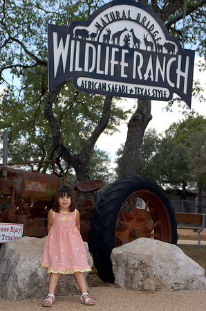 New Braunfels Wildlife Ranch