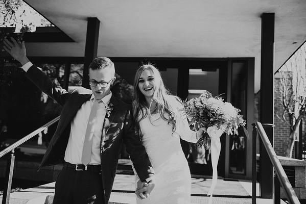 Celeste & Michael Wedding