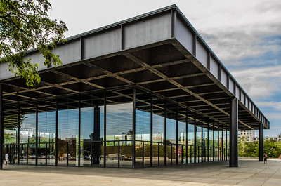 Mies van der Rohe - Neue Nationalgalerie