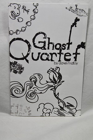 5-31-2019 Ghost Quartet Opening @ Imprint Theatreworks - Dallas Bath House & Cultural Center
