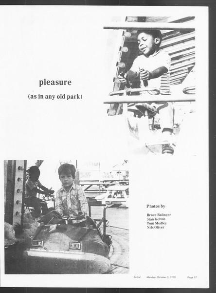 SoCal, Vol. 62, No. 10, October 05, 1970