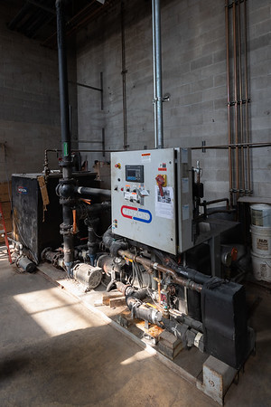 Stanbee Chiller & Air Compressor