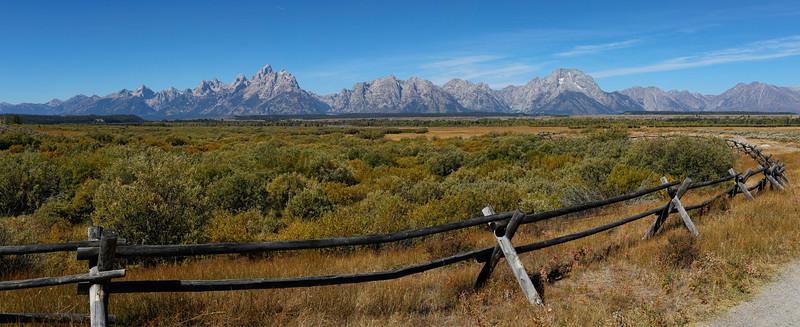 The last Grand Teton panorama, I swear ^_^