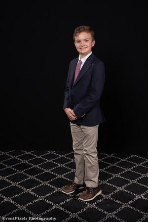 6th Grade Portraits