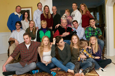 Hite Family Thanksgiving 2013
