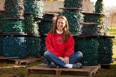 2016 UWL Rotary Light Alumni Sarah Dahlke, Volunteer Coordinator