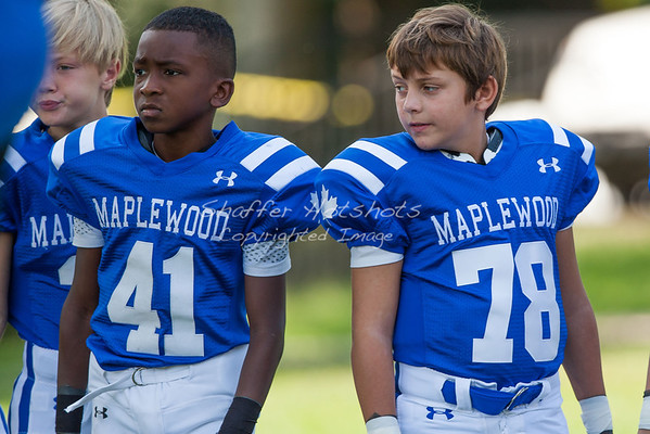 7-9 National:  Overlea vs Maplewood (9-2-13)