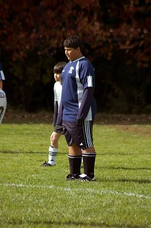 U12 Boys Soccer