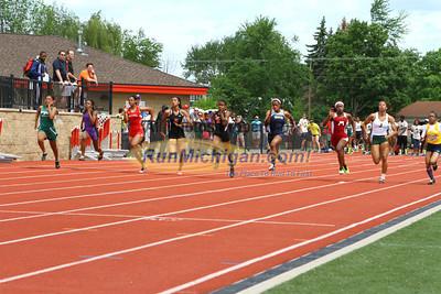 D1 Semis - 2013 MHSAA LP Track and Field Finals
