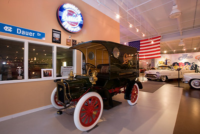 February 10th, 2010 At the Dauer Car Museum