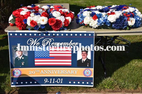 HICKSVILLE 9-11-21 REMBRANCE SERVICE