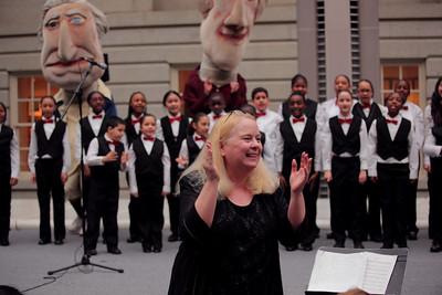 Seven Hills Charter School Show Choir  (Worcester MA)