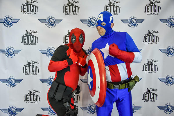 Jet City 2015 Photo Booth Pictures