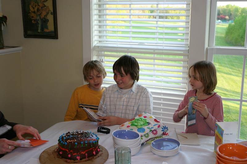 Luke's 12th Birthday