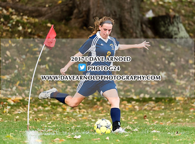 10/24/2017 - Girls JV Soccer - Needham vs Wellesley
