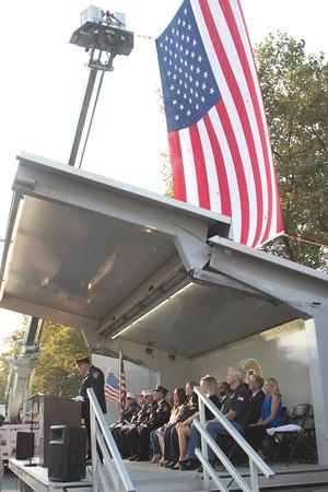 FSMFD 9/11 Ceremony [9-8-19]