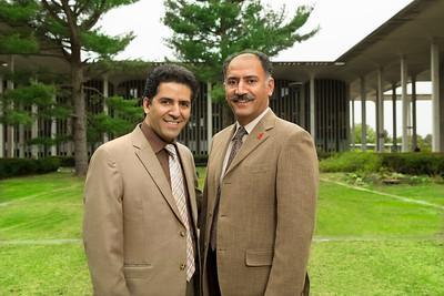 Arash Alaei and Kamiar Alaei