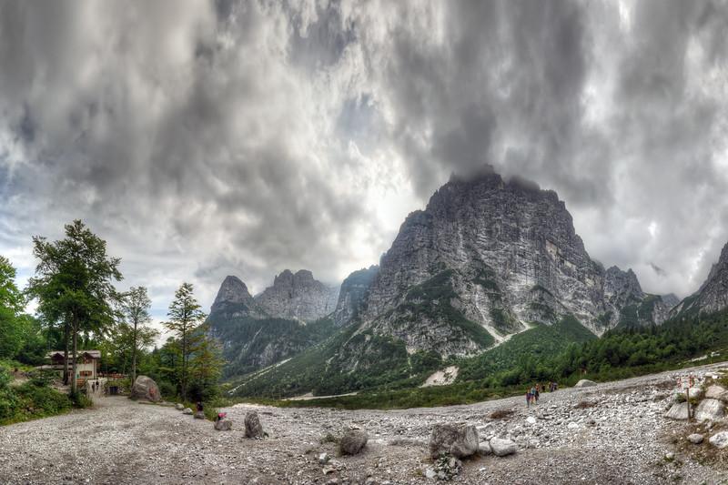 Val delle Seghe - Molveno, Trento, Italy - August 14, 2012
